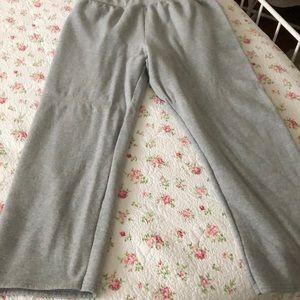 Women's Loose Leg Sweats XL